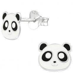 cercei argint copii panda